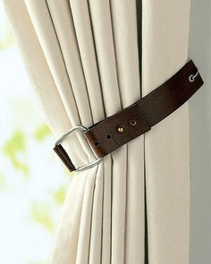 Tidbits&Twine Belt Tieback