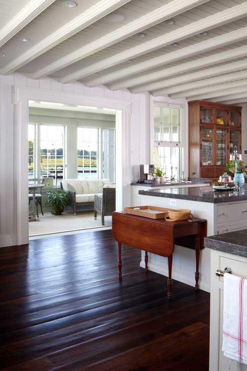 Tidbits&Twine Drop Leaf Kitchen Table