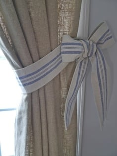 Tidbits&Twine Ribbon Tieback