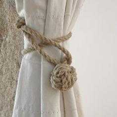 Tidbits&Twine Rope Tieback