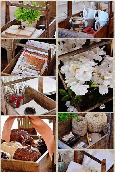 10 Ways to Use 1 Basket