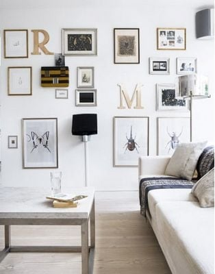 Tidbits&Twine Collected Gallery Wall 3