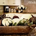 Tidbits&Twine Fall Kitchen Gourds 3