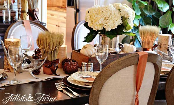 Tidbits&Twine Fall Tablescape 14