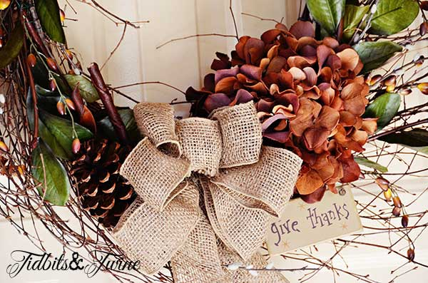 Tidbits&Twine Fall Wreath 2