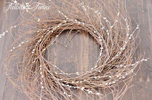 Tidbits&Twine Fall Wreath Step 3