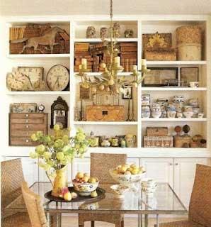 Tidbits&Twine Informal Balanced Bookcase