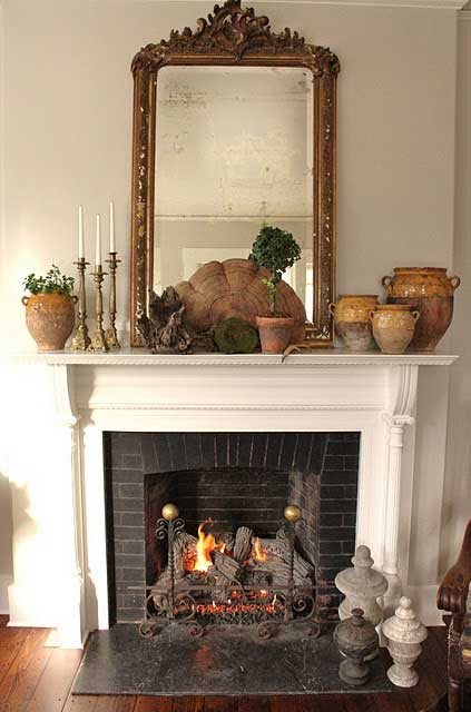Tidbits&Twine Informal Balanced Mantel