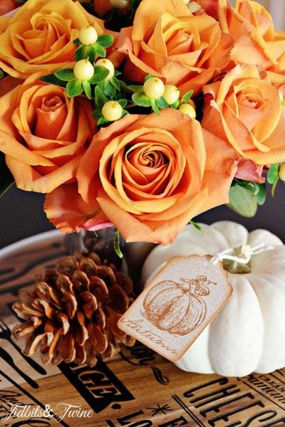 Live Fall Decorating Discussion Tomorrow, 9/12