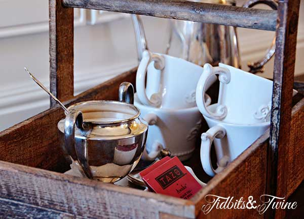 Tidbits&Twine Tea Service