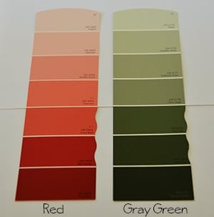 How To Choose Paint Color how to pick the perfect wall color | tidbits&twine