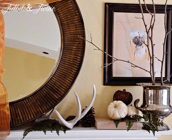 Tidbits&Twine Fall Mantel 4