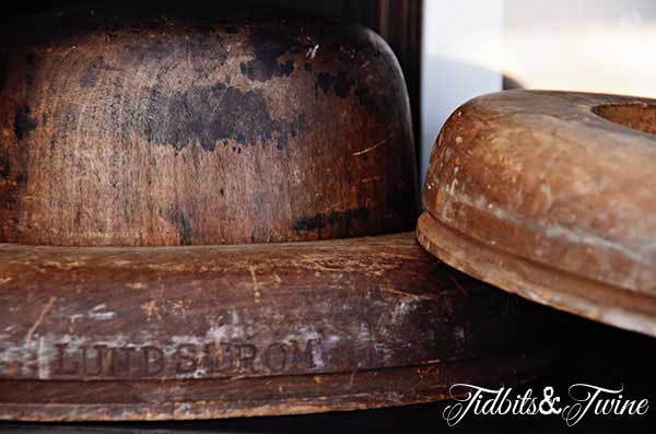 Tidbits&Twine French Cabinet Hat Mold 2