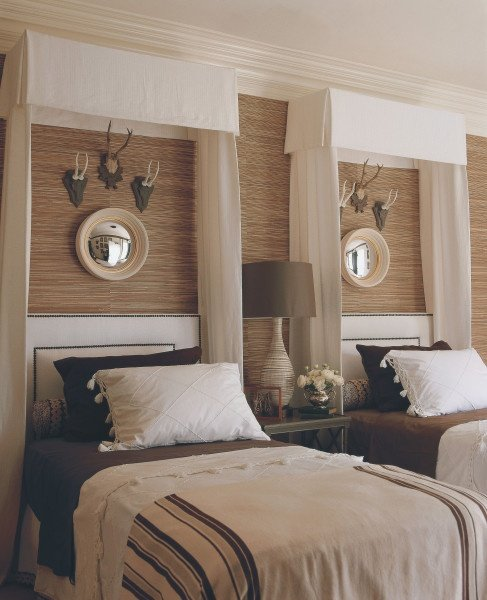 Bedroom Design Gallery For Inspiration: Guest Bedroom Inspiration {20 Amazing Twin Bed Rooms}