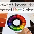 Tidbits&Twine How to Choose the Perfect Paint Color