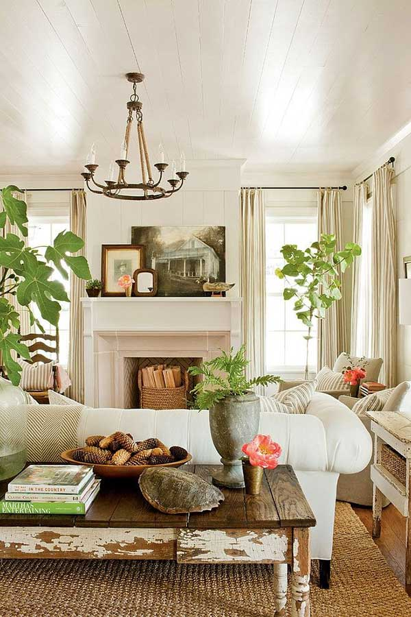 Home Interior Design For Living Room: Adding Texture To Your Home {8 Easy Ways}