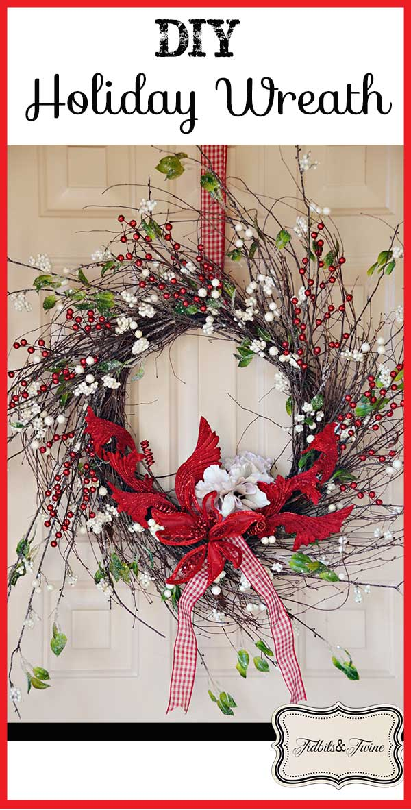 Tidbits&Twine-DIY-Holiday-Wreath