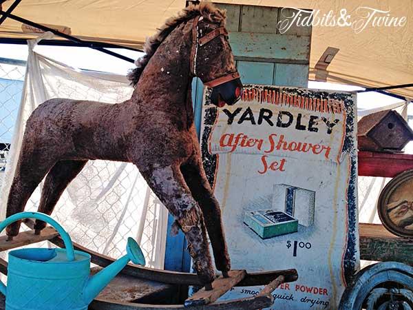 Tidbits&Twine-Vintage-Rocking-Horse