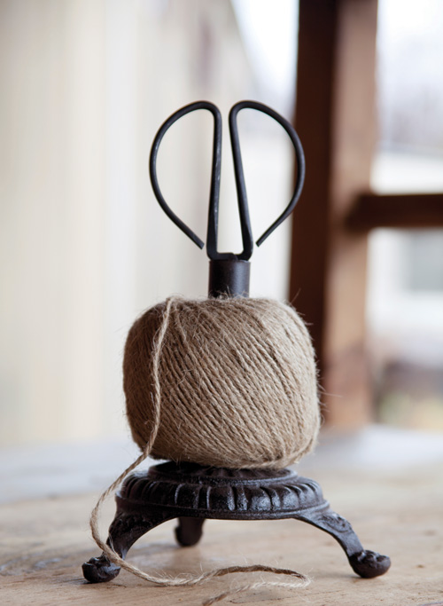 Farmhouse Wares Twine Holder
