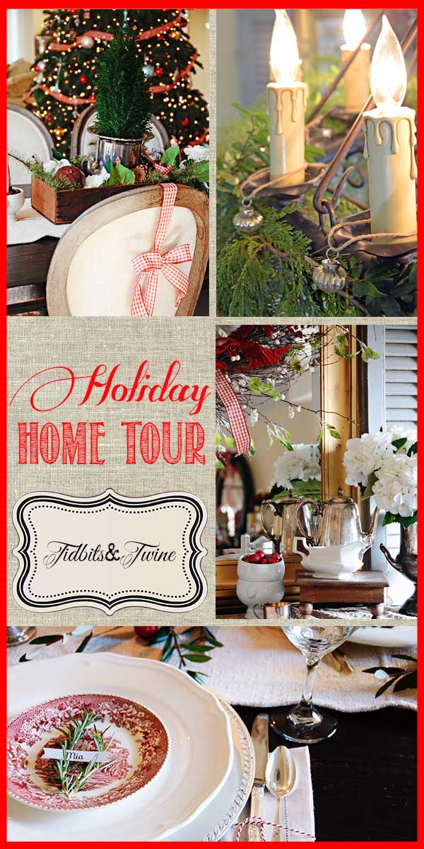 Our Holiday Home Tour 2013