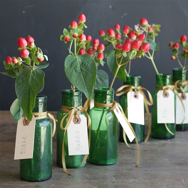 Elsie Green Green Bottles