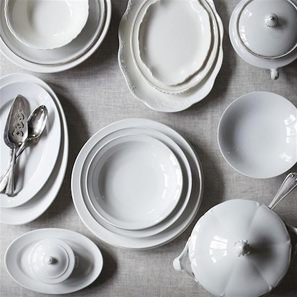 Elsie Green Vintage Serveware