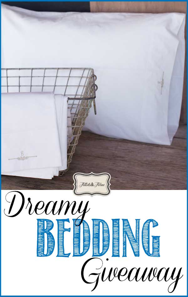 TIDBITS-&-TWINE---Dreamy-Bedding-Giveaway
