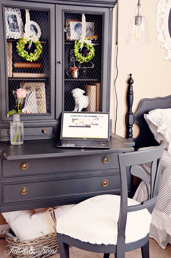 TIDBITS-&-TWINE-Guest-Bedroom-Desk-and-Chair-Closeup