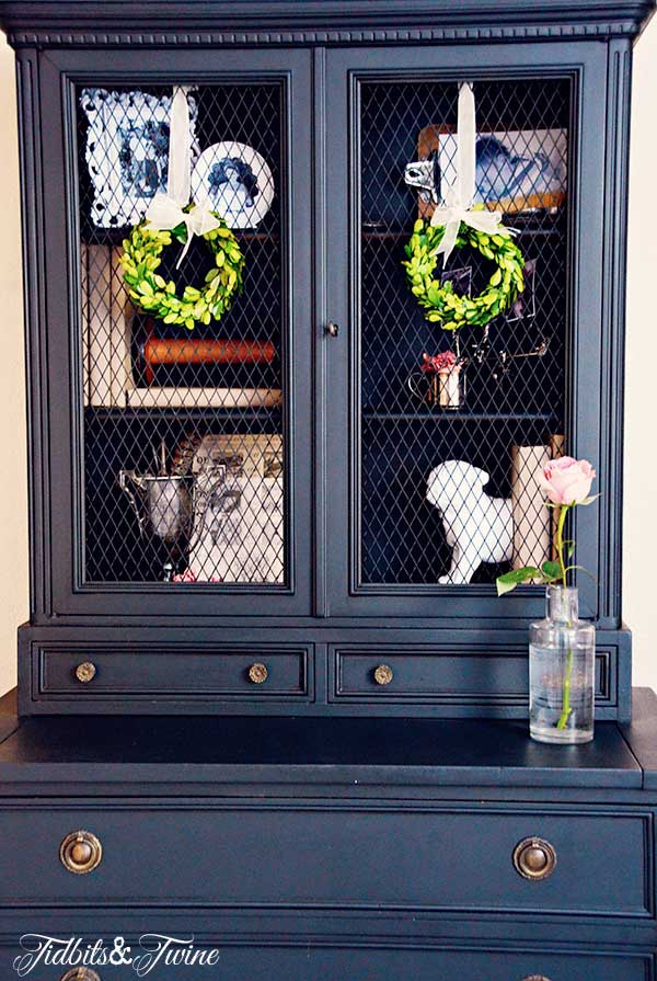 TIDBITS-&-TWINE-Guest-Bedroom-Painted-Cabinet