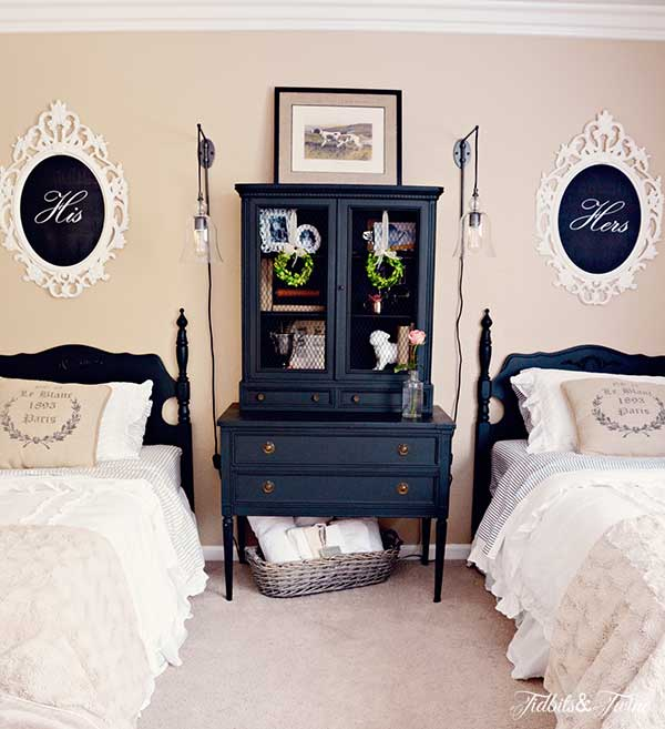 TIDBITS-&-TWINE-Guest-Bedroom-Twin-Beds