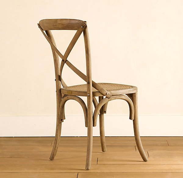 TIDBITS & TWINE - Madeleine Side Chair from Restoration Hardware