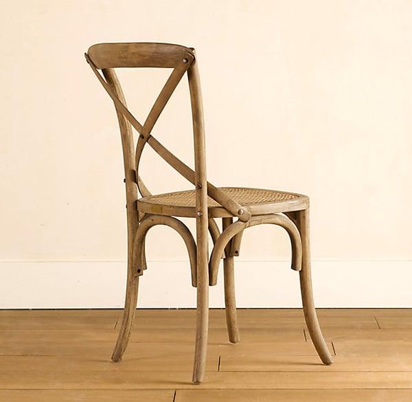 TIDBITS & TWINE - Madeleine Side Chair from Restoration Hardware