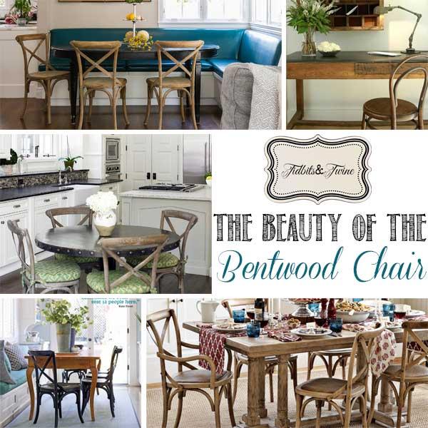 TIDBITS U0026 TWINE   The Bentwood Chair