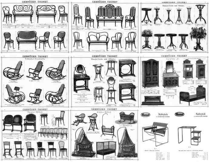 TIDBITS & TWINE - Thonet Chairs