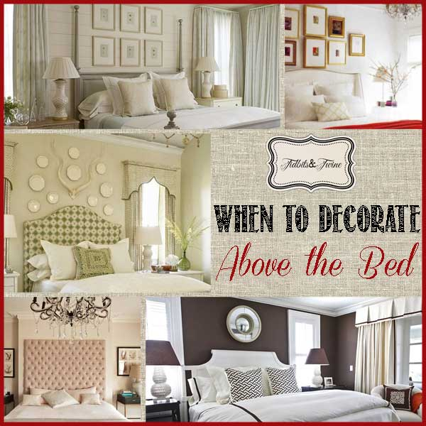 Over The Bed Decor Ideas