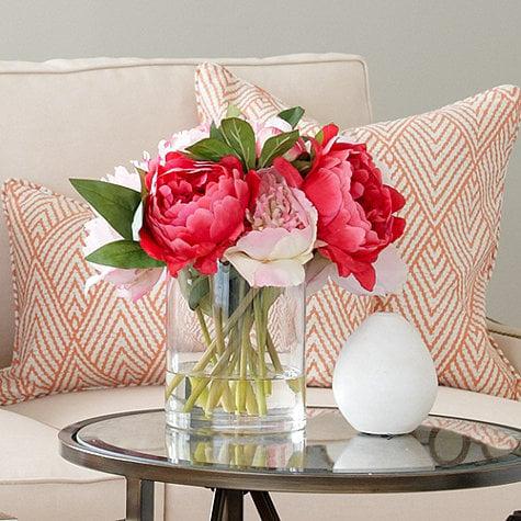 Ballard Designs Peony Floral
