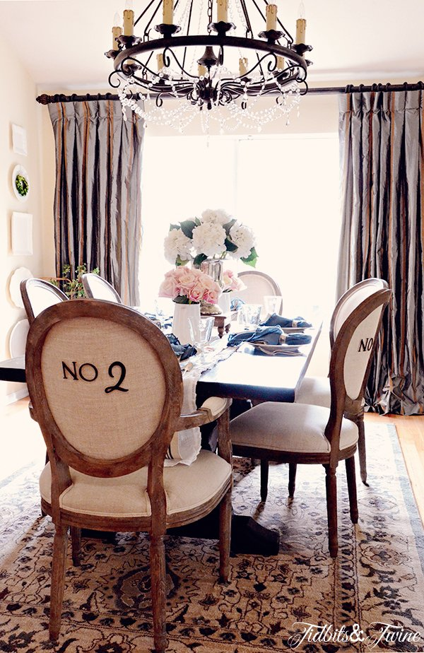 TIDBITS & TWINE Dining Room 3