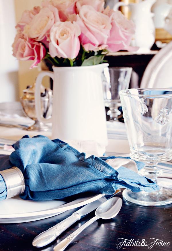 TIDBITS & TWINE Dining Room 6