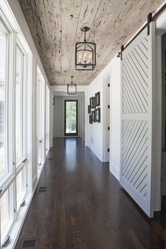 TIDBITS & TWINE Hallways Barn Door