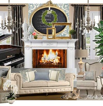 My New Living Room Design