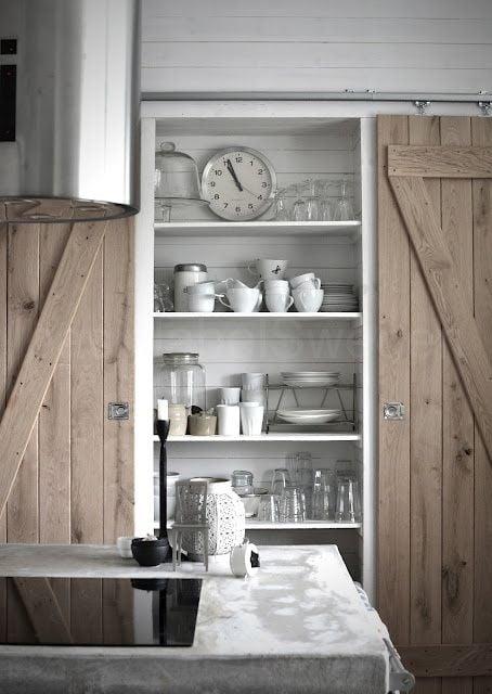 TIDBITS & TWINE Pantry Barn Door
