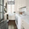Dutch Door Laundry Room