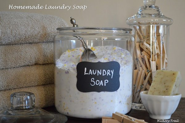 Jar for Laundry Soap