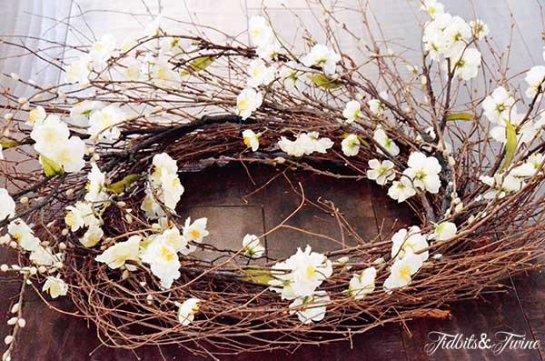 Spring-Wreath-Step-2
