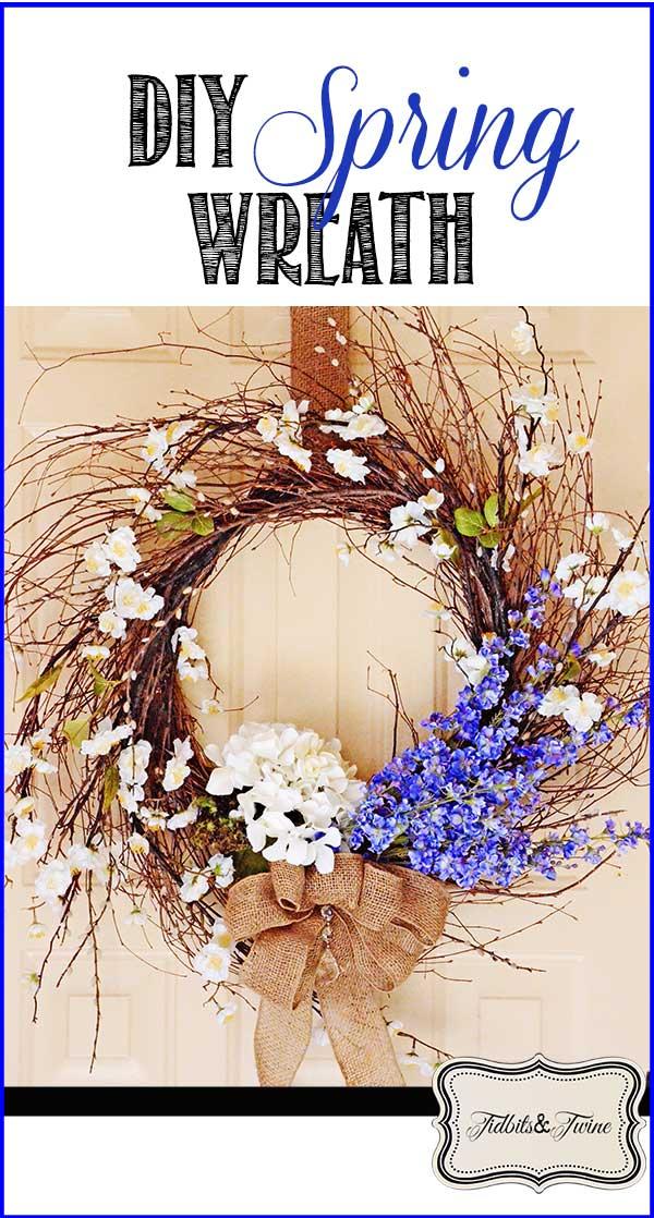 TIDBITS-&-TWINE-DIY-Spring-Wreath
