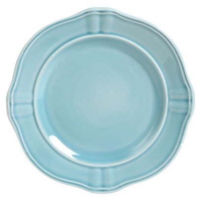 Target Aqua Salad Plate