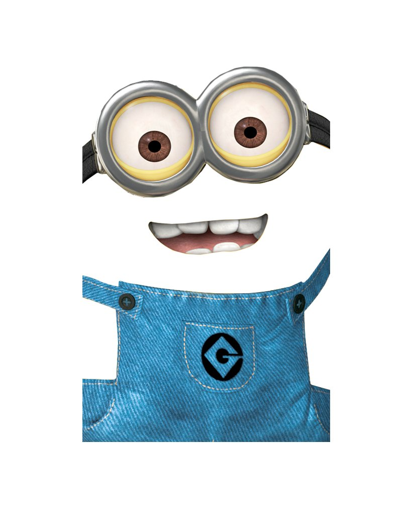 graphic regarding Minion Goggle Printable identify Minion Mayhem Birthday Celebration