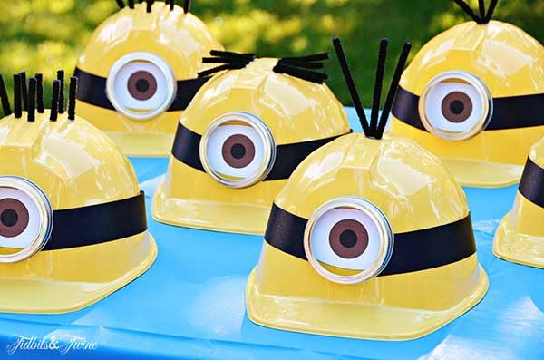 TIDBITS-&-TWINE-Minion-Birthday-Party-Hats