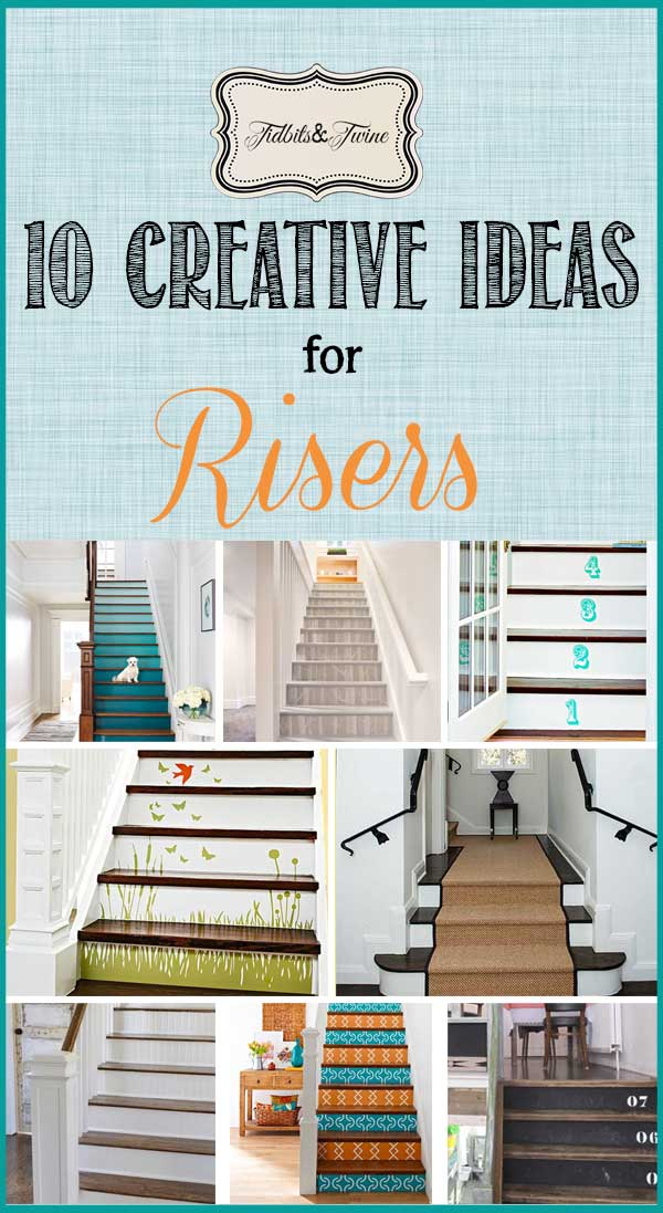 The Rise of Risers {10 Ways to Get Creative!}