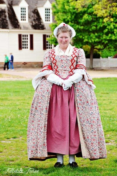 The Beauty and History of Colonial Williamsburg